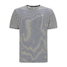 Buy G-Star Raw Correct Caymann Stripe Crew Neck T-Shirt Online at johnlewis.com