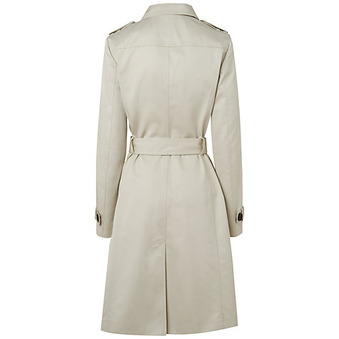 Buy Jaeger Classic Trench Coat, Camel Online at johnlewis.com