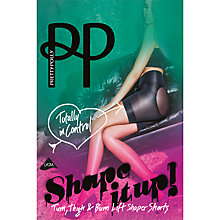 Buy Pretty Polly Tum and Bum Shaper Shorts Online at johnlewis.com