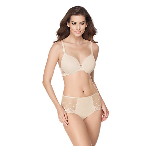 Buy Wacoal Instant Polish T-Shirt Bra, Nude Online at johnlewis.com