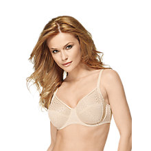 Buy Wacoal Alluring Full Cup Bra, Nude Online at johnlewis.com