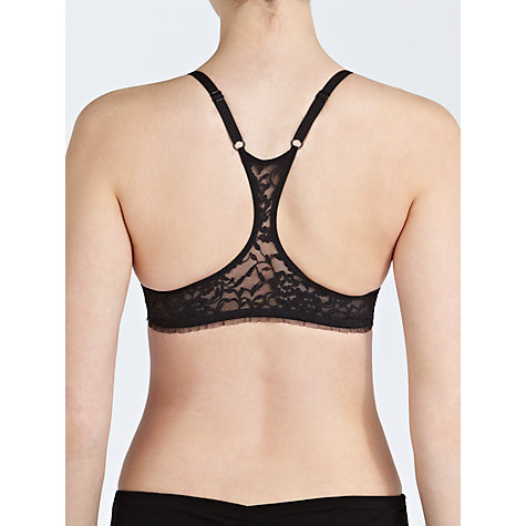 Buy DKNY Signature Lace T-Back Bra Online at johnlewis.com