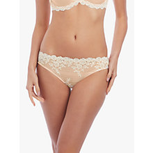 Buy Wacoal Embrace Lace Briefs Online at johnlewis.com