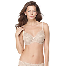 Buy Wacoal Enchantment Plunge Bra Online at johnlewis.com