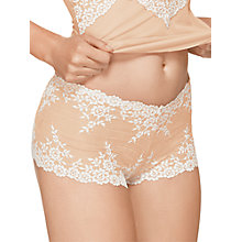 Buy Wacoal Embrace Lace Shorts Online at johnlewis.com