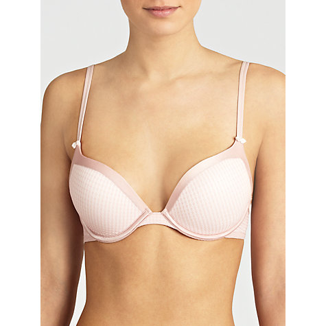 Buy DKNY Super Sleek Plunge Bra Online at johnlewis.com