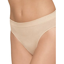 Buy Wacoal B-Smooth Seamless High Leg Briefs Online at johnlewis.com