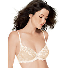 Buy Wacoal Embrace Lace Underwired Bra Online at johnlewis.com