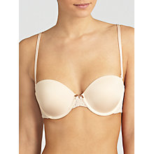 Buy DKNY Signature Lace Strapless Balcony Bra Online at johnlewis.com