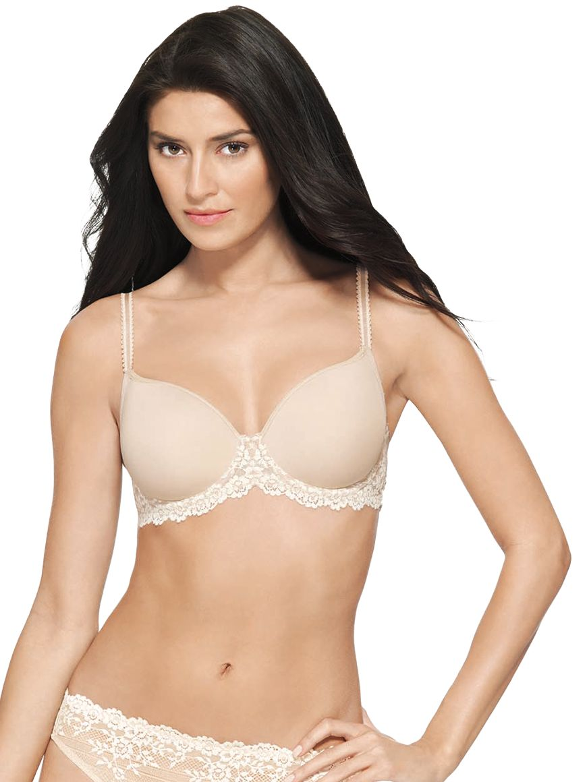 Wacoal Embrace Lace T-Shirt Bra, Nude