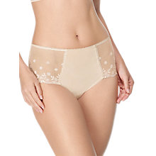Buy Wacoal Instant Polish Briefs, Nude Online at johnlewis.com