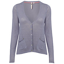 Buy White Stuff Shining Pop Cardigan, Dream Blue Online at johnlewis.com