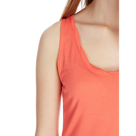 Buy Oasis Twist Detail Vest Online at johnlewis.com
