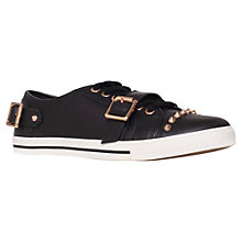 Buy Carvela Limber Studded Double Buckle Trainers Online at johnlewis.com