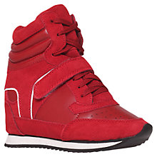 Buy Carvela London High-Top Trainers Online at johnlewis.com