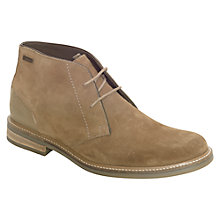 Buy Barbour Redhead Suede Chukka Boots Online at johnlewis.com
