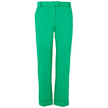 Buy Boutique by Jaeger Slim Leg Chino Trousers, Bright Green Online at johnlewis.com
