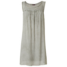 Buy Phase Eight Made In Italy Nicky Tunic, Washed Grey Online at johnlewis.com