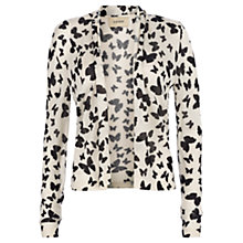Buy Havren Butterfly Cardigan, Cream/Multi Online at johnlewis.com