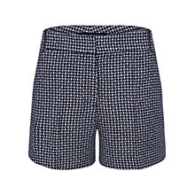 Buy French Connection Bonser Check Shorts Online at johnlewis.com