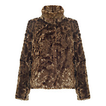 Buy John Lewis Astrakan Jacket Online at johnlewis.com