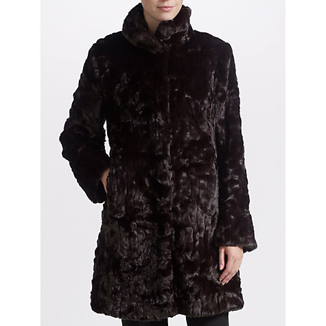 Buy John Lewis Astrakan Coat Online at johnlewis.com