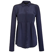 Buy Weekend by MaxMara Ercol Blouse, , Ultramarine Online at johnlewis.com