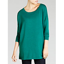 Buy Weekend by MaxMara Jumper Dress, Emerald Online at johnlewis.com