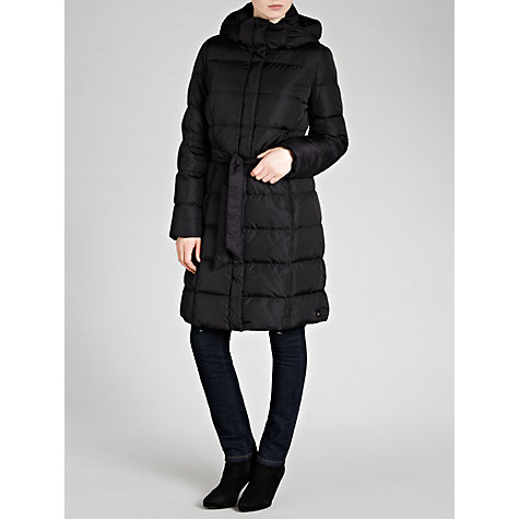 Buy Weekend by MaxMara Padded Long Coat Online at johnlewis.com
