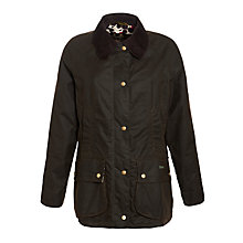Buy Barbour Printed Beadnell Jacket Online at johnlewis.com