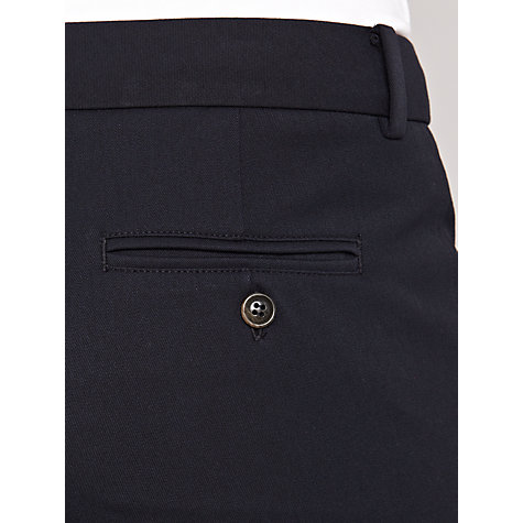 Buy Weekend by MaxMara Cigarette Trouser, Ultramarine Online at johnlewis.com