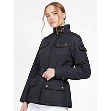 Buy Barbour Tourer International Polarquilt Online at johnlewis.com