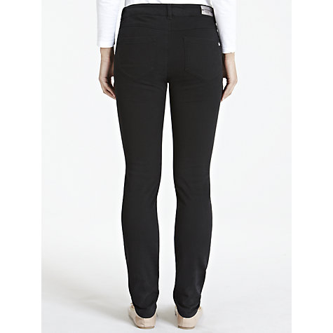 Buy Weekend by MaxMara Moleskin Trousers, Black Online at johnlewis.com