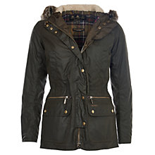 Buy Barbour Kelsall Waxed Jacket Online at johnlewis.com