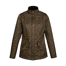 Buy Barbour Kensington Quilted Jacket Online at johnlewis.com