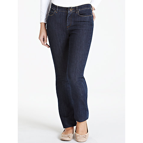 Buy Weekend by MaxMara Slim Leg Jeans, Ultramarine Online at johnlewis.com