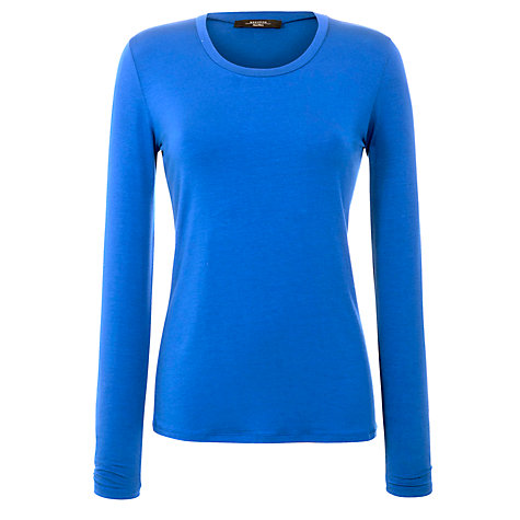 Buy Weekend by MaxMara Two Pack T-shirts, Cornflower Online at johnlewis.com