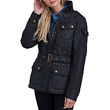 Buy Barbour International Tourer Polar Quilted Jacket Online at johnlewis.com