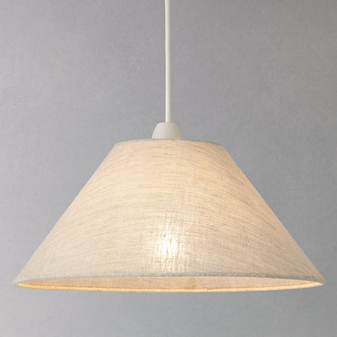 Buy John Lewis Samantha Cone Shade Online at johnlewis.com