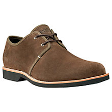 Buy Timberland Earthkeeper Stormbucks Lite Leather Derby Shoes Online at johnlewis.com