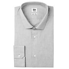 Buy Kin by John Lewis Dover Melange Long Sleeve Shirt Online at johnlewis.com