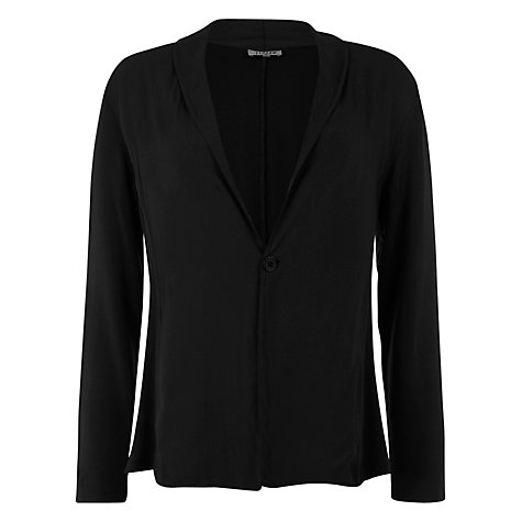 Buy Jigsaw Slouchy Front Jacket Online at johnlewis.com