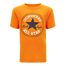 Buy Converse Boys' Chuck Patch T-Shirt Online at johnlewis.com