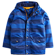 Buy Little Joule Maybury Stripe Jacket, Blue Online at johnlewis.com