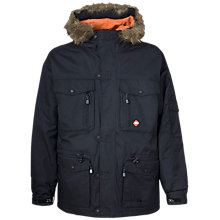 Buy Trespass Avalanche Jacket, Black Online at johnlewis.com