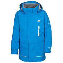 Buy Trespass Boys' Prime 3 in 1 Jacket, Blue Online at johnlewis.com