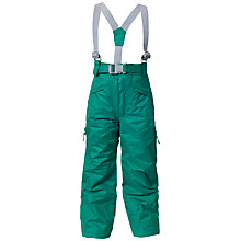 Buy Trespass Boys' Marvellous Ski Pants, Green Online at johnlewis.com