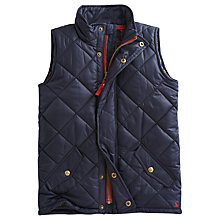 Buy Little Joule Tayport Gilet, Navy Online at johnlewis.com