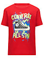 Converse Boys' Shoe All Star Print T-Shirt