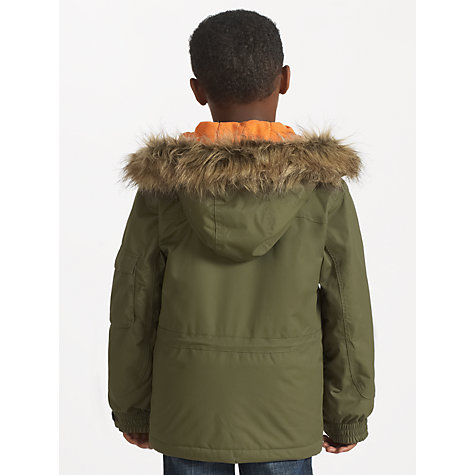 Buy Trespass Boys' Waterproof Avalanche Jacket Online at johnlewis.com